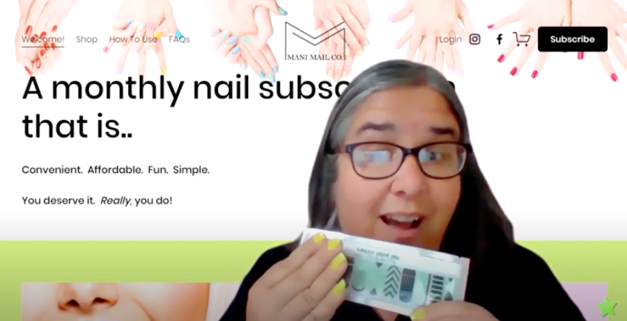 Jabbering With Julie Online 6-5-2020 – Mani Mail Company Wraps it Up